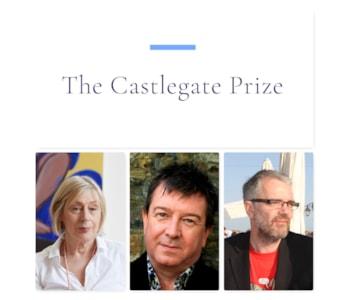 Castlegate Prize judges and logo