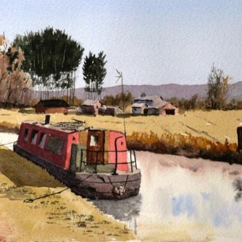 Macc Canal nr Middlecale Farm 2 sml