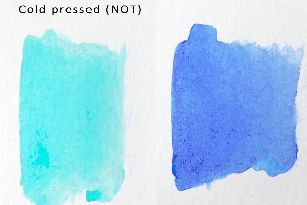 NOT watercolour paper