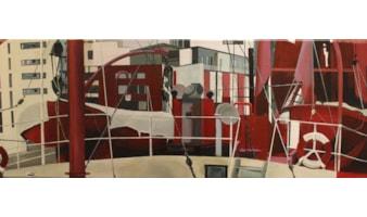 Newell, Peter - Helwick Lightship Swansea copy