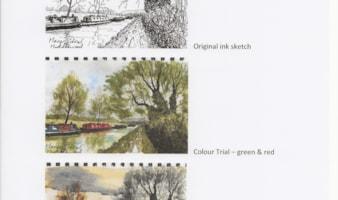 colour trials 3 examples