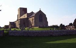 Morston Church, Norfolk