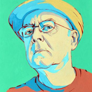 ian gordon craig self portrait 1