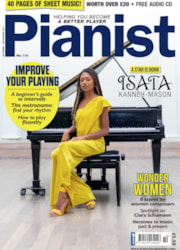 Pianist Magazine issue 110 Oct Nov