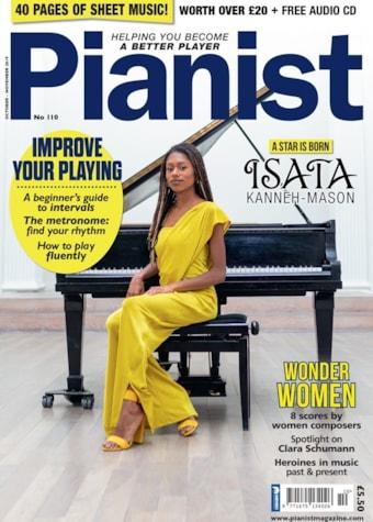Pianist Magazine issue 110 Oct Nov