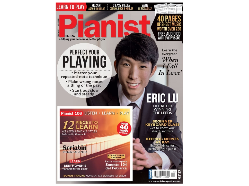 Pianist magazine issue 106