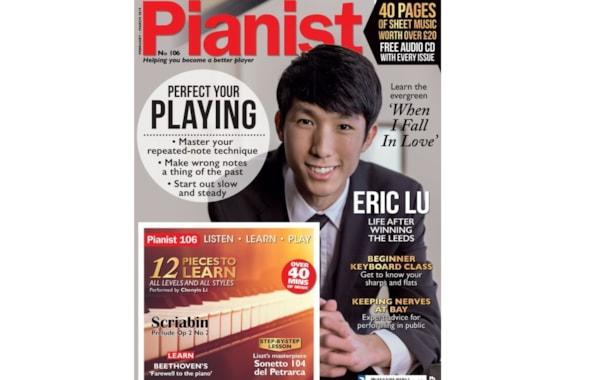 Pianist magazine issue 106