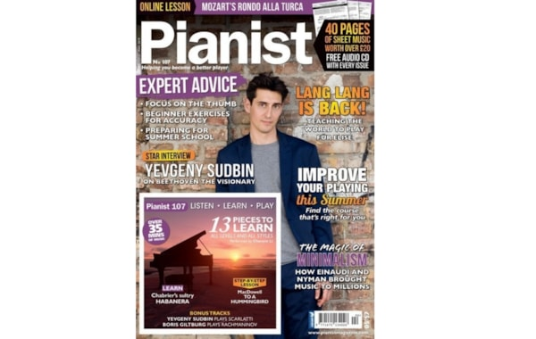Pianist 107 April/May 2019