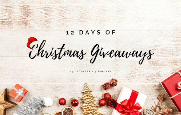 12 Days of Christmas Giveaways Pianist