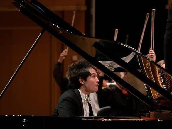 Japanese pianist Ryoma Takagi wins International Edvard Grieg Piano