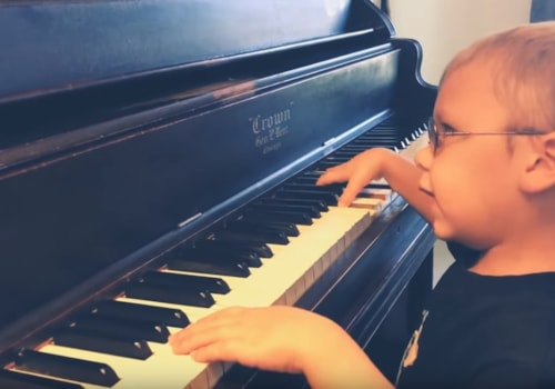 6 year old piano prodigy