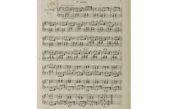 Etude Op. 97 No. 1