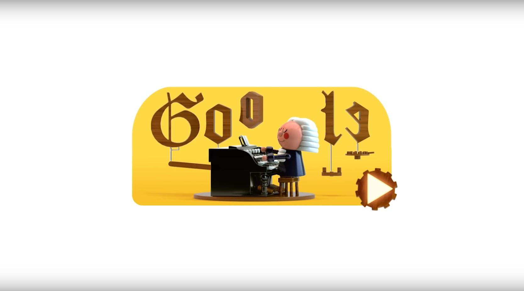 Bach Google Goodle