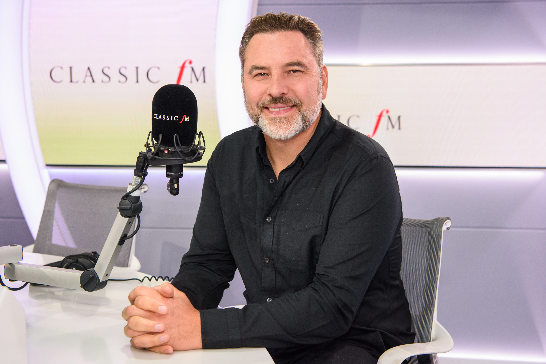 Classic FM - David Walliams