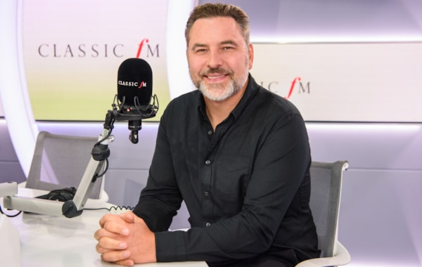 Classic FM - David Walliams