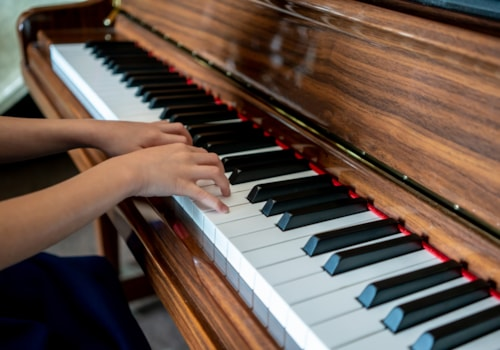 How to identify woodworms in a piano