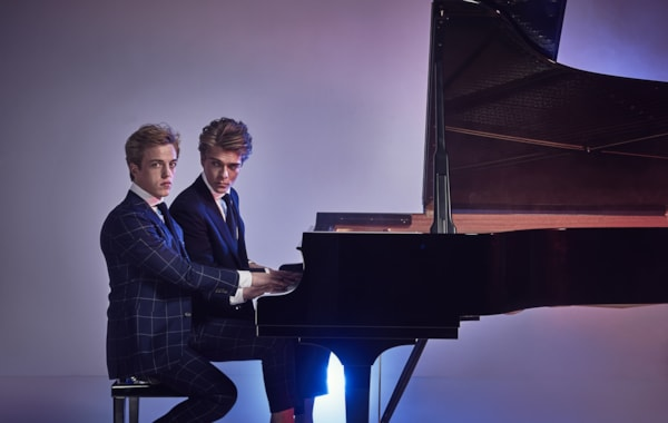 Dynamic duo Arthur & Lucas Jussen