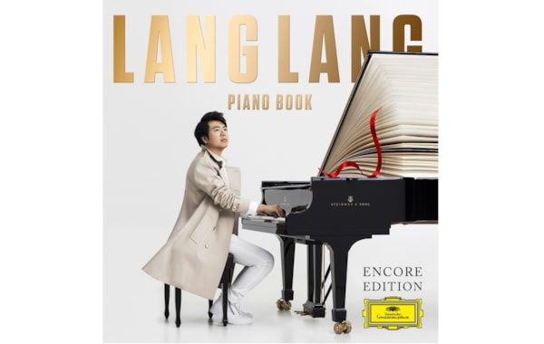 Lang Lang Piano Book Encore Edition