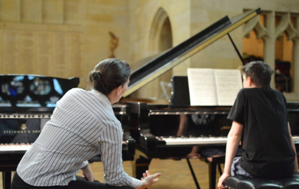 PIANO WEEK opens in Umbria before heading back to the UK in July and August