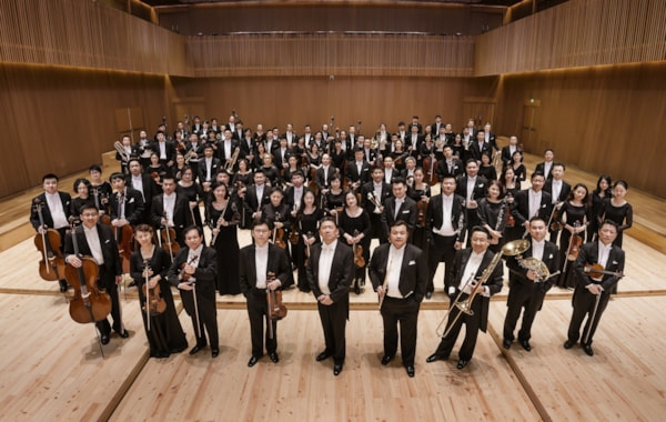 Shanghai Symphony Orchestra celebrates anniversary