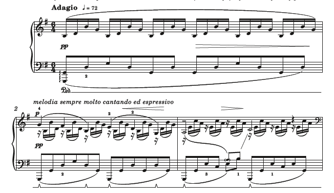 Editor's Score of the Month: Saint-Saëns arr  Siloti 'The