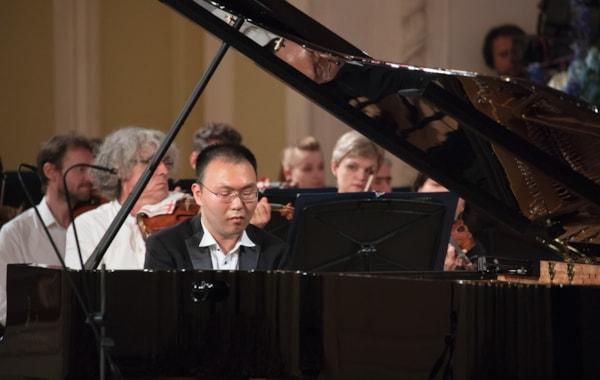 An Tianxu Tchaikovsky finalist