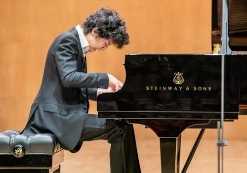 Tony Siqi Yun wins China International Music Competition