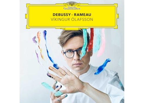 Vikingur Olafsson new album