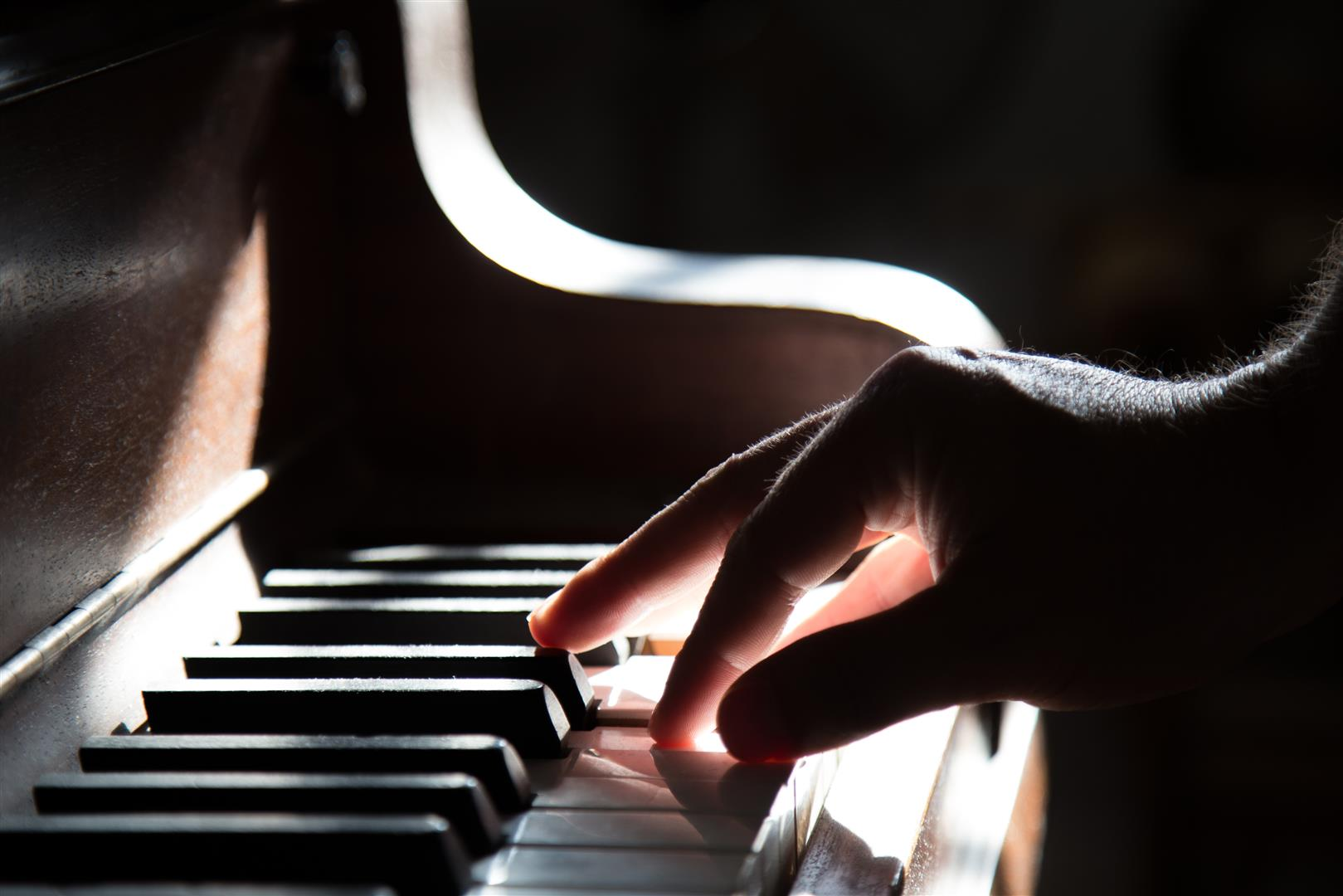Pianist player