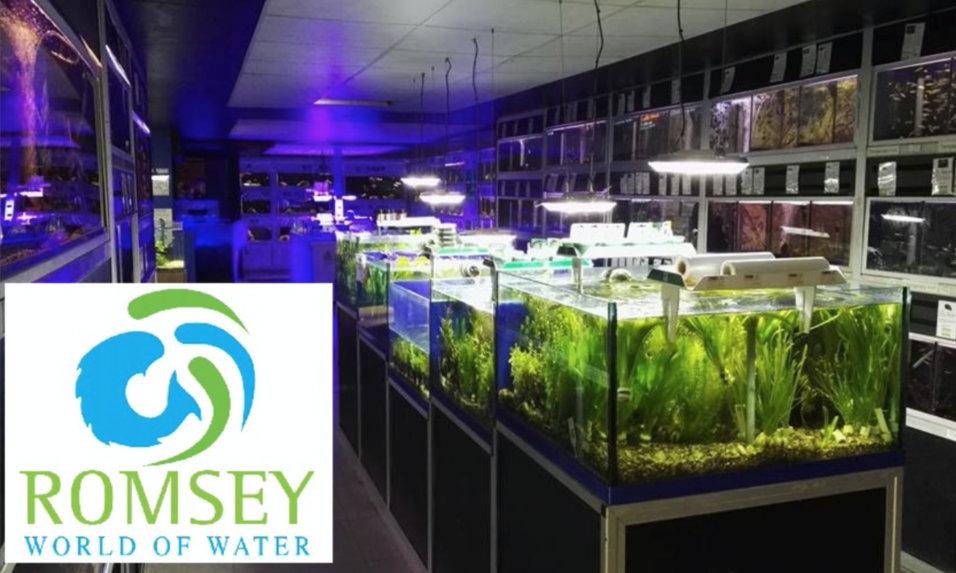 Romsey World of Water