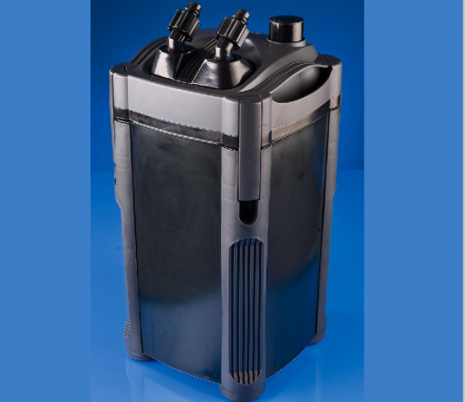 Aquamanta Efx2000 External Filter Review Practical