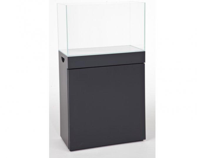 outlet online dirt cheap fashion style Review: ADA Cube Garden 60-P aquarium and Do!aqua cabinet ...