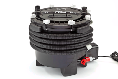 It's here! We wanted it and we've got it...the new Fluval FX4 filter from Rolf C. Hagen.