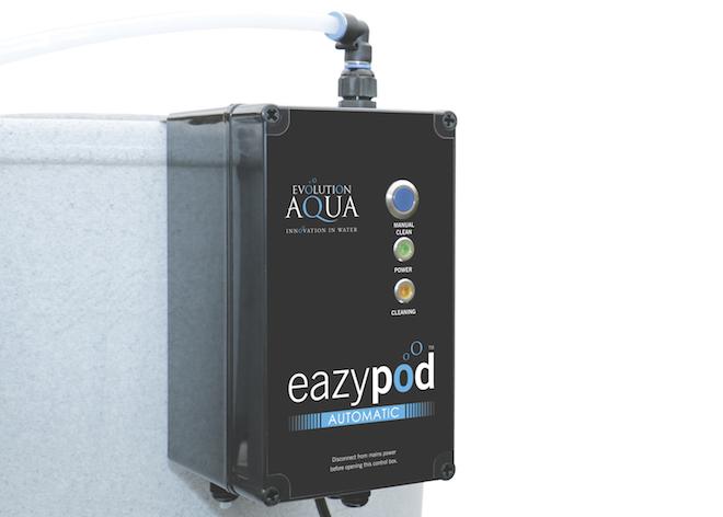 The EazyPod Automatic control box.