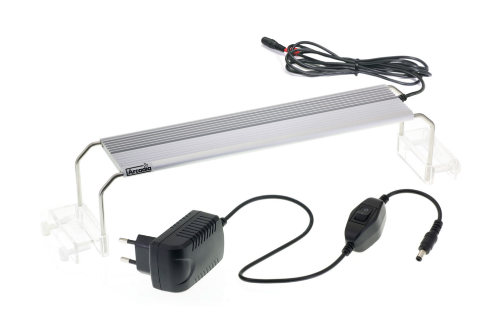 An Arcadia LED Blade light is up for grabs in our countdown to Christmas.