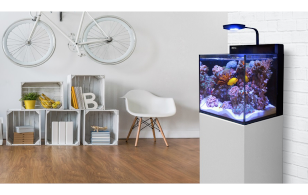 The new Red Sea MAX Nano aquarium.