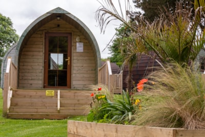 Cosy Glamping Pods