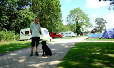 Dog friendly facilities
