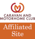 Caravan and Motorhome Cllub Affiliated Site