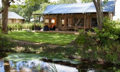6 Person Safari Lodge