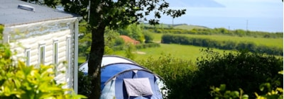 Heligan Campsite
