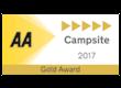 AA Campsite 2017 - Gold Award