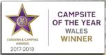 Caravan & Camping Awards 2017/18 - Campsite of the Year Wales Winner