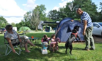 Woodovis Camping