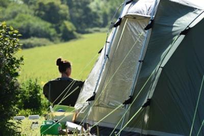 Heligan Campsite
