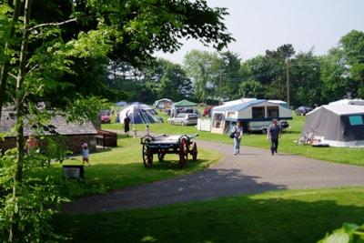 Barn Park field