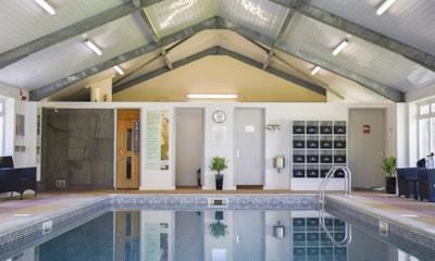 Woodovis Indoor Heated Pool