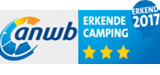 Canwb Erkende Camping 2017