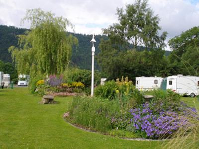 Bodnant Caravan Park