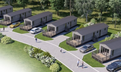 New for 2021! Luxury Holiday Homes